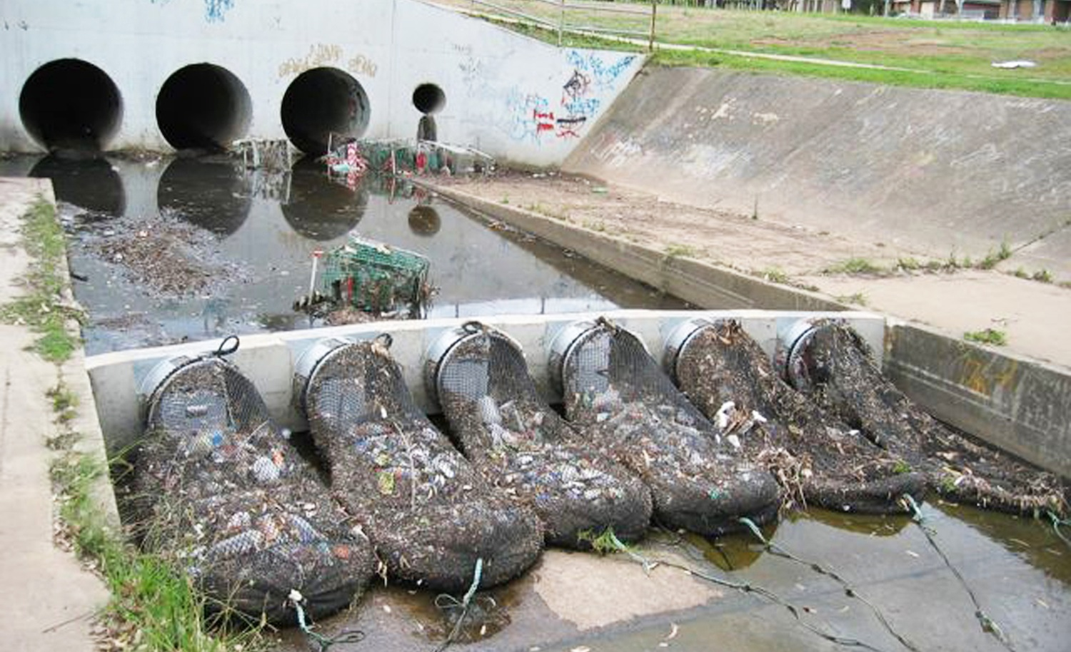 Trash Traps Storm Water Systems