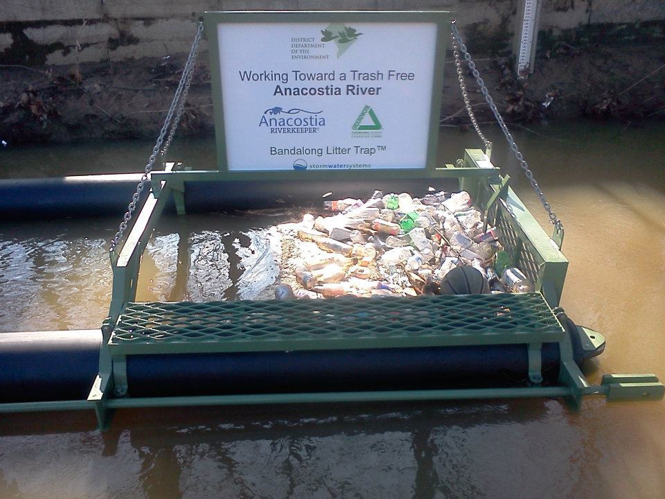 District of Columbia Uses Bag Tax to Clean Up the Anacostia and Create Jobs