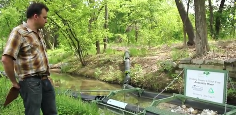 Video: From the Field – Restoring Washington, D.C.'s Urban Streams