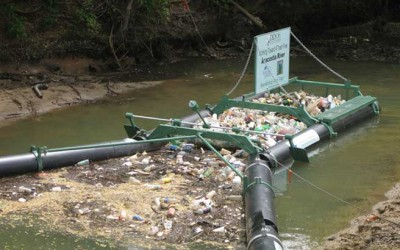 Recent Rains No Match for Bandalong Litter Trap