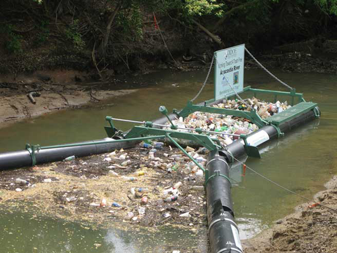 Gainesville Bandalong Litter Trap Performing Better Than Expected After First Year